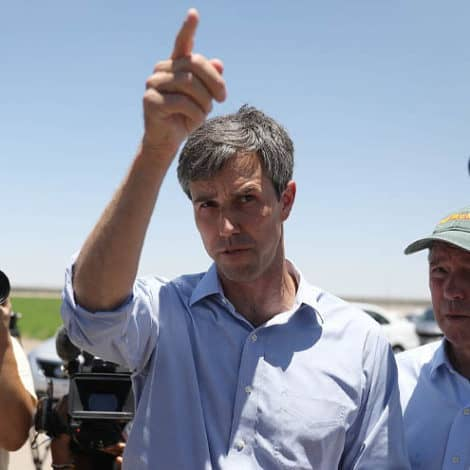 BETO'S ADMISSION: O'Rourke Says 'I don't Know' How to Fix Visa Overstays