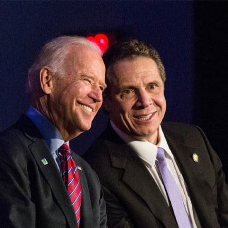 CUOMO WEIGHS IN: NY Governor Says Biden is Democrats' 'Best Case' to Beat Trump in 2020