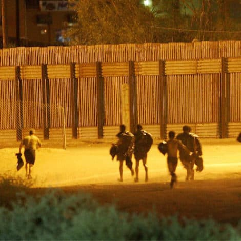 BORDER CRISIS: Federal Agents Detained 27,518 Migrants in December Alone