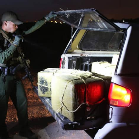 REPORT: US Agents Seize Enough Fentanyl at US-Mexico Border to KILL 57 MILLION Americans