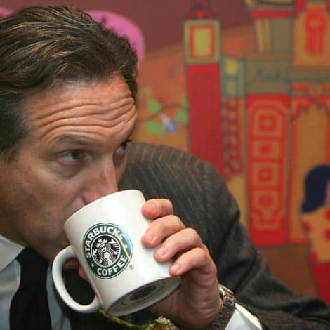 TOO LITTLE, TOO LATTE? Dems Threaten STARBUCKS BOYCOTT Should former CEO Run as Independent