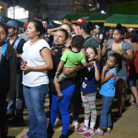 REPORT: Latest Caravan Crosses into Mexico 'Without Confrontation,' Authorities Open Border