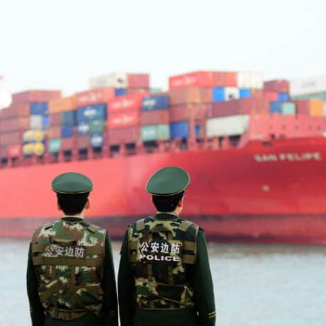 REPORT: China's Economy Slows to Lowest Level in Nearly 30 YEARS