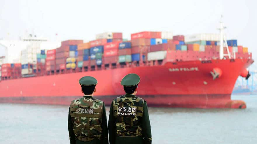 Partner Content - DEVELOPING: Stock Market on Edge as China Unveils New Tariffs on US Goods