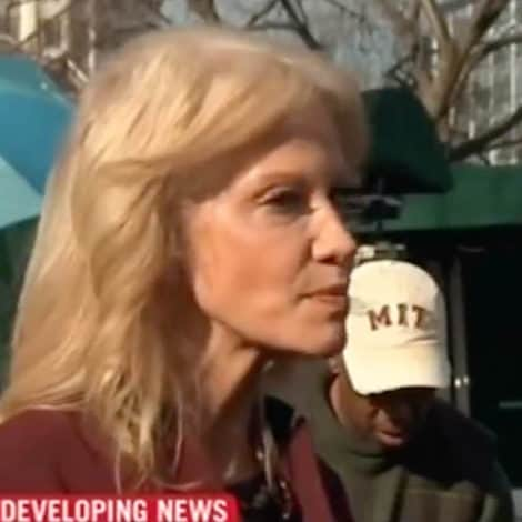 FIREWORKS: Kellyanne Conway SHREDS 'Smart A**' Jim Acosta To His Face