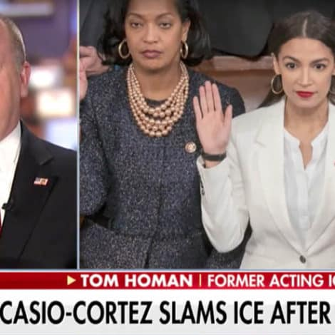 EX ICE BOSS: Ocasio-Cortez Should THANK ICE Agents for Removing Criminals from NYC