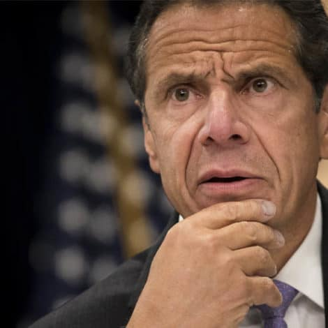 WRONG! Cuomo Claims NY 'Did Not Have Hurricanes,' Forgets Superstorms of 1821, 1938