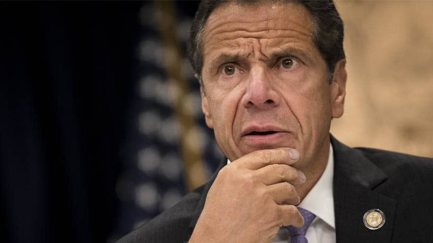 Partner Content - REPORT: NY to Give Driver's Licenses to Illegal Migrants, Cuomo Vows to Hide 'Database' from Feds