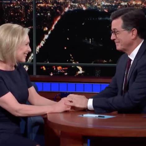 IT'S OFFICIAL: Sen. Kirsten Gillibrand Announces Her Run for the White House