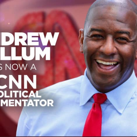 THIS IS CNN: Failed Florida Governor Candidate to Join CNN as 'Political Commentator'
