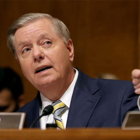 GRAHAM IN CONTROL: Sen. Graham Elected as Chair of Senate Judiciary Committee