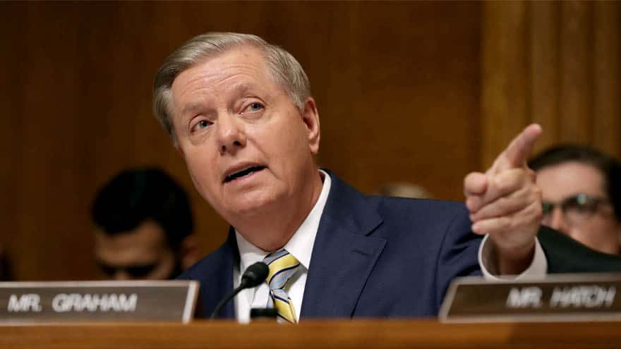 Partner Content - IT'S OFFICIAL: Lindsey Graham Says DOJ Report on FISA Abuse Will be Rele...