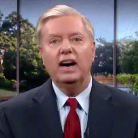 GRAHAM SLAM: Sen. Graham EXPLODES on 'Radical Left' for Government Shutdown