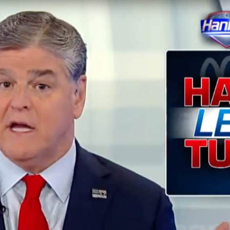HANNITY: 'New Radicals' Have Taken Over the Democratic Party