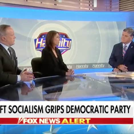 HANNITY: Far-Left Socialism Has Taken Control of the Democratic Party