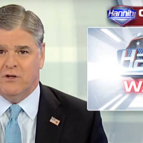 HANNITY: 'Hateful Forces' are Trying to 'Destroy the Trump Presidency'
