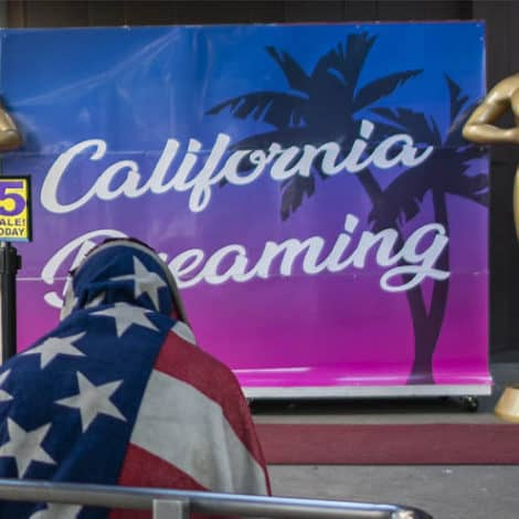 CALIFORNIA CRISIS: LA Homeless 'SURGE' to Test Hollywood's 'Progressive Ideals'