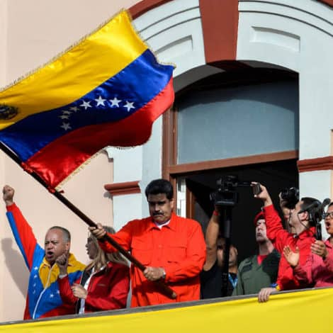 TWO PRESIDENTS? Venezuela's Maduro CLINGS to Power, US Backs Opposition Leader