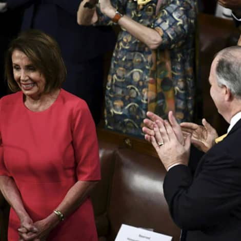 PELOSI IN POWER: Nancy Pelosi Officially Elected Speaker of the House