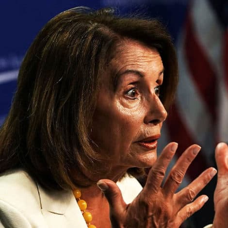 NANCY'S NIGHTMARE: Pelosi's Poll Numbers PLUNGE After Shutdown