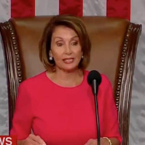 WATCH: Speaker Pelosi Quotes Ronald Reagan During Election Speech