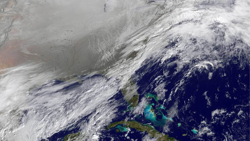 Partner Content - DEEP FREEZE: Arctic Blast Poised to Plunge 200 MILLION Americans into Fr...