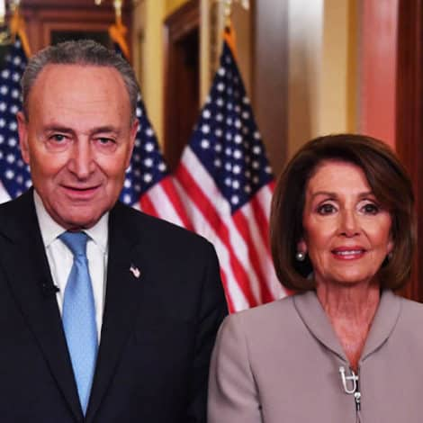 TOTAL DENIAL: Pelosi and Schumer Accuse Trump of 'Manufacturing Crisis' at the Border
