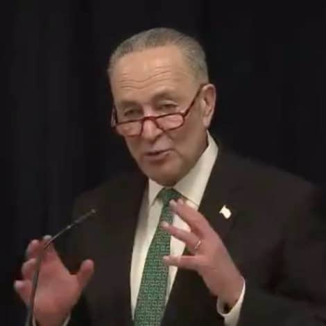 PLAN B: Schumer Introduces Legislation to 'Make Sure We Never Have Another Shutdown'