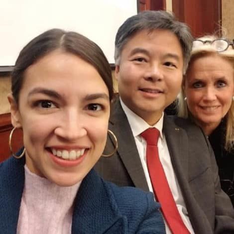 ALEXANDRIA'S ARMY: Ocasio-Cortez Teaching Liberal Colleagues How to Use Social Media