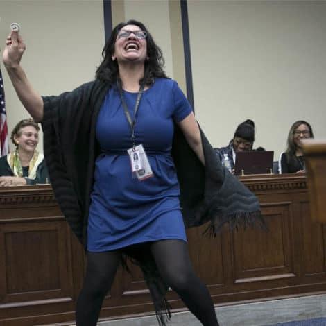 VICIOUS: Democrat Congresswoman Explodes, Vows to 'Impeach the Motherf***er!'
