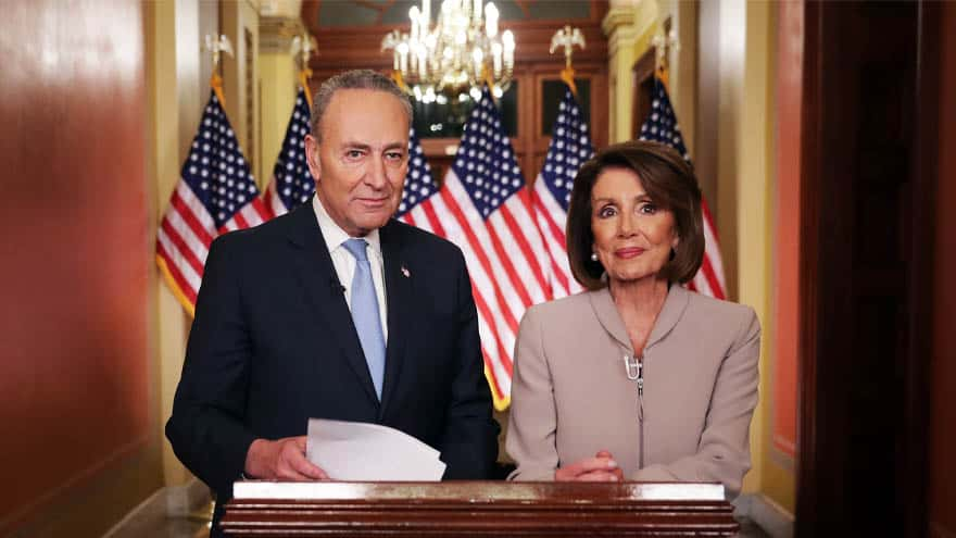 Partner Content - SCHUMER: The White House and Republicans Want a 'Cover-Up' During Impeac...