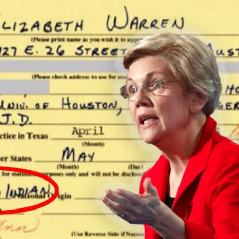 WARREN SPEAKS: Sen. Warren Issues Another Apology After Calling Herself 'American Indian'