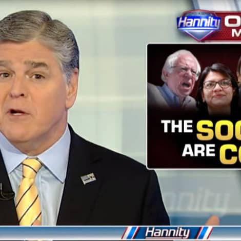 HANNITY: Democrats Want Total Control of Your Daily Life
