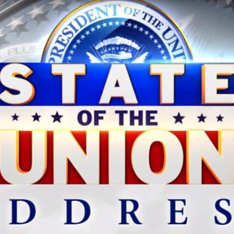 WATCH LIVE: President Trump Delivers the Annual State of the Union Address