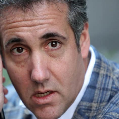 BREAKING: Top GOP Lawmakers Refer Michael Cohen to DOJ for 'Committing Perjury' During Testimony