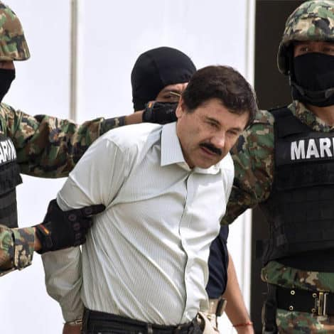 BREAKING: 'El Chapo' Drug Kingpin Found GUILTY on All Charges by Brooklyn Jury