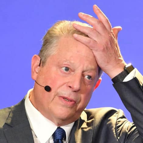 AL GORE: Virginia Governor Can Make-Up for 'Blackface' Scandal by Blocking 'Racist' Gas Pipeline