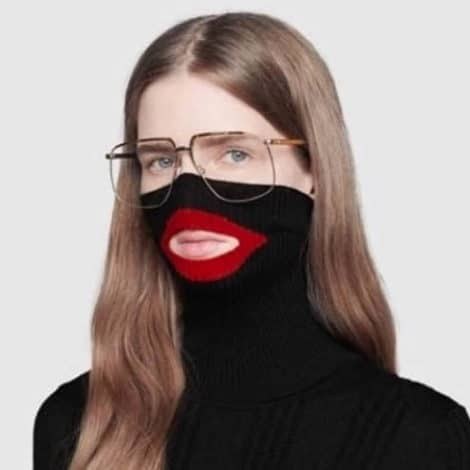 FASHION FURY: Gucci Pulls 'Black Face Sweater' After Widespread Accusations of Racism