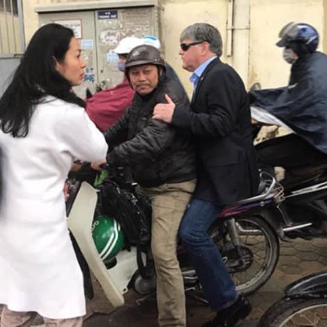 HANNITY IN HANOI: Watch Sean Navigate the Bustling City Streets of Vietnam