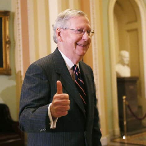 DEMOCRAT DISASTER: McConnell to Call Full Senate Vote on the 'Green New Deal'