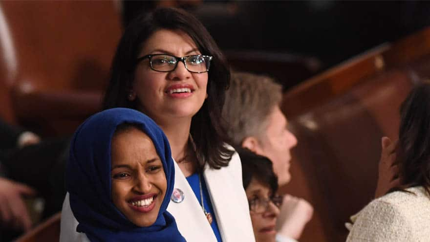 Partner Content - SQUAD DENIED? Israel May Deny Reps. Omar, Tlaib from Entering the Countr...