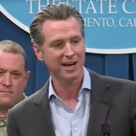 IT'S OFFICIAL: Gavin Newsom Withdraws Troops from Border to Focus on 'Appropriate Venues'