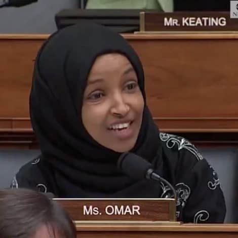 FIREWORKS: Special Envoy RIPS Ilhan Omar When Asked if He 'Supports' Venezuelan GENOCIDE