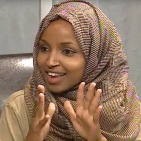 REPORT: Video Shows Rep. Omar Saying Terrorism Caused by US 'Involvement' in Global 'Affairs'
