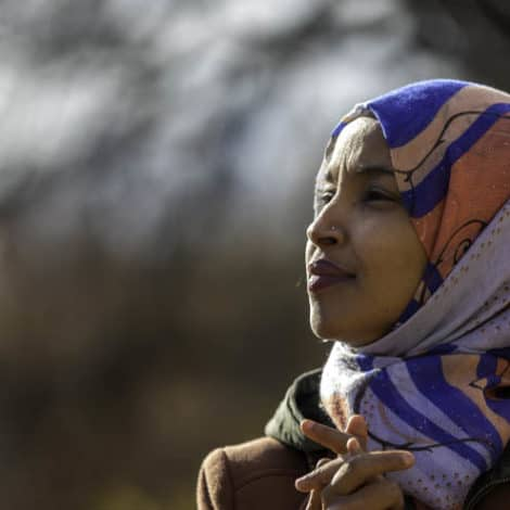 THE NEW DEMS: Rep. Omar Says 70% Tax Needed to 'Reduce Worst Wealth Inequality' in the World