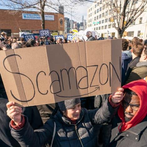 NEW YORK NIXED: Amazon Abandons Plan to Build HQ in the Big Apple, Create 25k JOBS