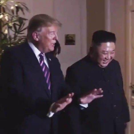 HISTORY IN HANOI: President Trump Touts 'Great Meeting' with Kim Jong Un in Vietnam