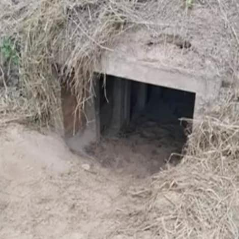 BORDER CRISIS: Federal Agents Discover '60 FOOT TUNNEL' Along US-Mexico Border