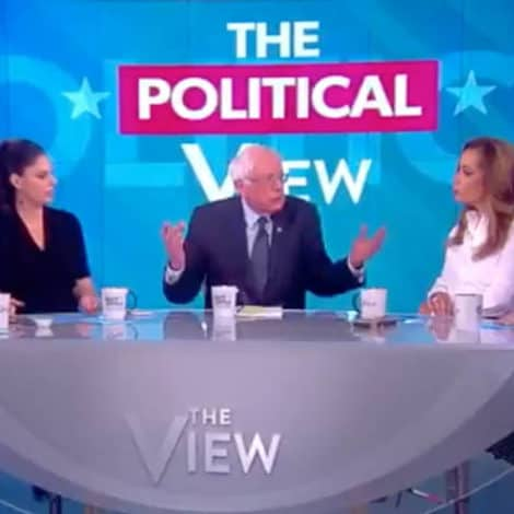 BERNIE UNLOADS: Sanders Says He has 'Fundamental Differences' with Hillary, Won't Seek Her Advice