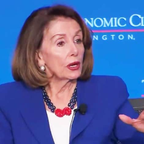 NICE TRY NANCY: Pelosi Says Omar 'Has a Different Experience in the Use of Words'